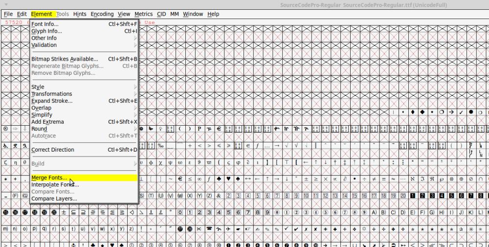 Making powerline fonts work inside IntelliJ IDEA terminal | Giorgos